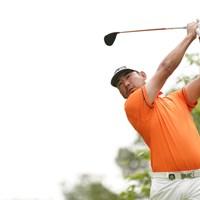 飛ばし屋のキム 2021年 関西オープンゴルフ選手権競技 3日目 チャン・キム