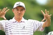 2010年 日本プロゴルフ選手権大会 日清カップヌードル杯 3日目 横尾要