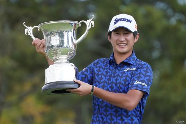 2021年 関西オープンゴルフ選手権競技 4日目 星野陸也 堀野陸也がツアー4勝目を挙げた