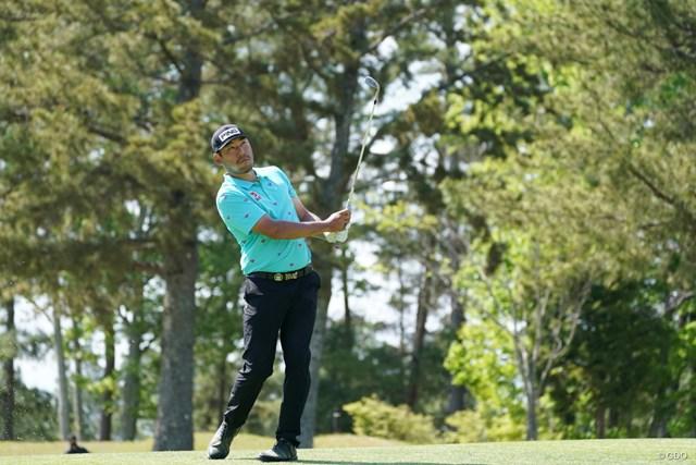2021年 関西オープンゴルフ選手権競技 4日目 チャン・キム 惜しくも2位に終わったが、実力を見せつけたチャン・キム