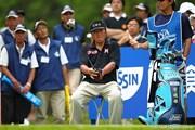 2010年 日本プロゴルフ選手権大会 日清カップヌードル杯 3日目 尾崎将司