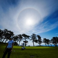 Sea is beautiful 2021年 フジサンケイレディスクラシック 最終日 ユン・チェヨン