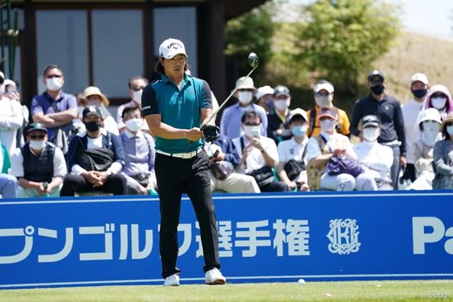 2021年 関西オープンゴルフ選手権競技 最終日 石川遼 やっぱり人気者