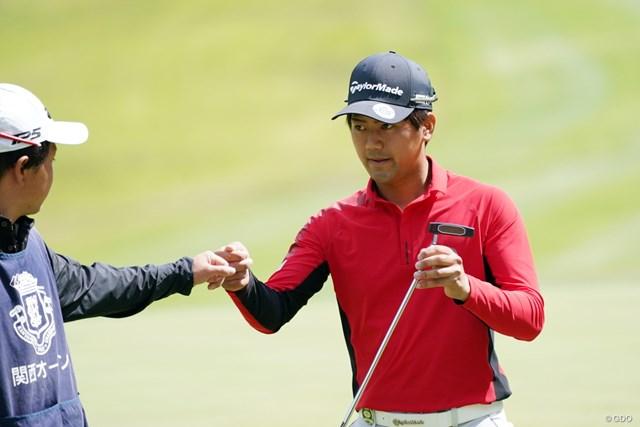 2021年 関西オープンゴルフ選手権競技 最終日 石坂友宏 健闘したんだけどね、チャンスはまた来る