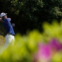 つつじの花に囲まれて 2021年 関西オープンゴルフ選手権競技 最終日 星野陸也