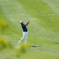 3番グリーンへGO 2021年 関西オープンゴルフ選手権競技 最終日 星野陸也