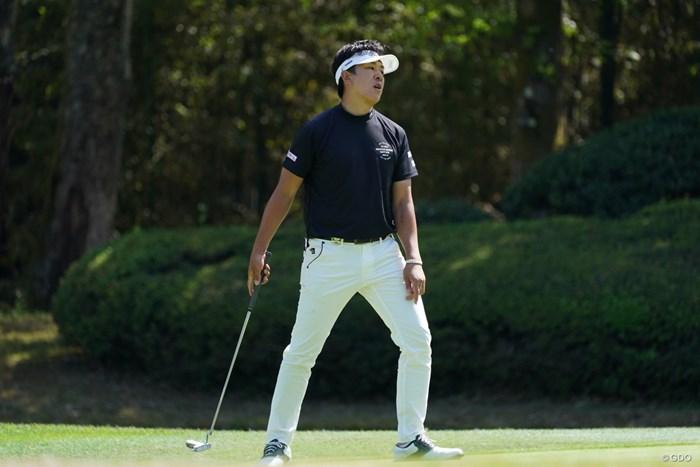 惜しかったな 2021年 関西オープンゴルフ選手権競技 最終日 上井邦裕
