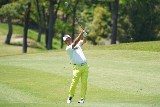 2021年 関西オープンゴルフ選手権競技 最終日 小田孔明 あっぱれな一週間でした