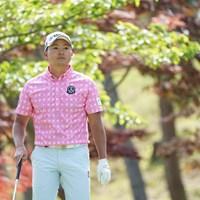期待してま~す 2021年 関西オープンゴルフ選手権競技 最終日 今平周吾