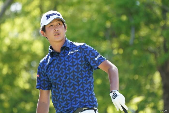 4年連続4勝目を飾った星野陸也 2021年 関西オープンゴルフ選手権競技 最終日 星野陸也