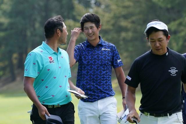 2021年 関西オープンゴルフ選手権競技  最終日 星野陸也 チャン・キムとの見応えある優勝争いを演じた