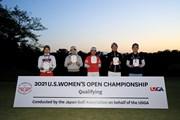 2021年 全米女子オープン予選