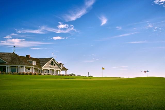 キアワアイランドゴルフリゾート・オーシャンコース 「全米プロ」会場のキアワアイランドゴルフリゾート・オーシャンコース(Gary Kellner/The PGA of America via Getty Images)
