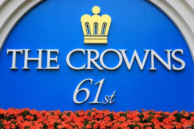 2021年 中日クラウンズ 初日 大会 コロナ禍に対応した大会運営が行われている