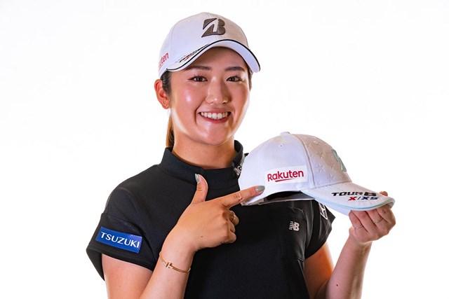 2021年 パナソニックオープンレディースゴルフトーナメント 事前 稲見萌寧 新たなサポートを得て突き進む(提供:楽天グループ株式会社)