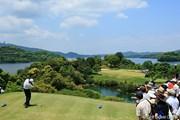 2010年 日本プロゴルフ選手権大会 日清カップヌードル杯 最終日 12番ホール