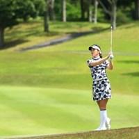 ツアー初優勝を目指す植竹希望 2021年 パナソニックオープンレディースゴルフトーナメント 初日 植竹希望