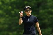 2021年 パナソニックオープンレディースゴルフトーナメント 初日 成田美寿々