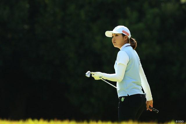 2021年 パナソニックオープンレディースゴルフトーナメント 初日 高橋彩華 今年こそはね