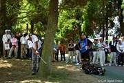 2010年 日本プロゴルフ選手権大会 日清カップヌードル杯 最終日 平塚哲二