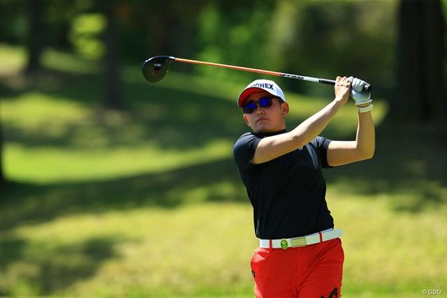 2021年 パナソニックオープンレディースゴルフトーナメント 初日 岩井明愛 トヨタジュニアの19年メンバー…梶谷、山下の2人に続こう!