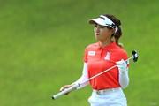 2021年 パナソニックオープンレディースゴルフトーナメント 初日 臼井麗香