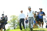 2010年 日本プロゴルフ選手権大会 日清カップヌードル杯 最終日 平塚哲二&谷口徹