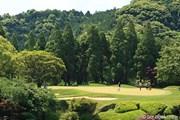 2010年 日本プロゴルフ選手権大会 日清カップヌードル杯 最終日 ギャラリー立ち入り禁止