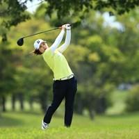古江彩佳が今季4勝目へ首位浮上 2021年 パナソニックオープンレディースゴルフトーナメント 2日目 古江彩佳