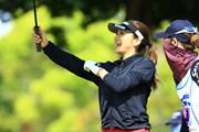 2021年 パナソニックオープンレディースゴルフトーナメント 2日目 安田彩乃