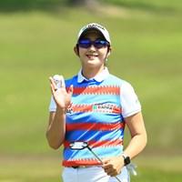 smile 2021年 パナソニックオープンレディースゴルフトーナメント 2日目 ペソンウ