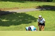 2021年 パナソニックオープンレディースゴルフトーナメント 2日目 淺井咲希