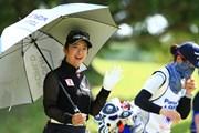 2021年 パナソニックオープンレディースゴルフトーナメント 2日目 林菜乃子