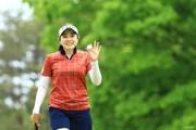 2021年 パナソニックオープンレディースゴルフトーナメント 2日目 仲宗根澄香