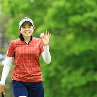nice birdie 2021年 パナソニックオープンレディースゴルフトーナメント 2日目 仲宗根澄香