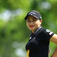 smile 2021年 パナソニックオープンレディースゴルフトーナメント 2日目 竹内美雪