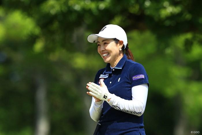 smile 2021年 パナソニックオープンレディースゴルフトーナメント 2日目 西山ゆかり