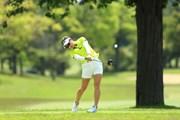2021年 パナソニックオープンレディースゴルフトーナメント 2日目 成田美寿々