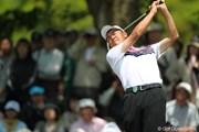 2010年 日本プロゴルフ選手権大会 日清カップヌードル杯 最終日 横尾要
