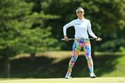 2021年 パナソニックオープンレディースゴルフトーナメント 2日目 新武瑠衣