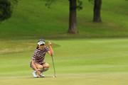 2021年 パナソニックオープンレディースゴルフトーナメント 2日目 植竹希望