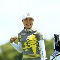 smile 2021年 パナソニックオープンレディースゴルフトーナメント 2日目 高橋彩華