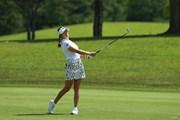 2021年 パナソニックオープンレディースゴルフトーナメント 2日目 原英莉花