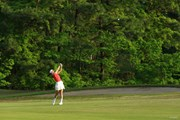 2021年 パナソニックオープンレディースゴルフトーナメント 2日目 井上りこ