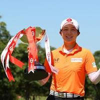 キム・ヒョージュがツアー4勝目(Yong Teck Lim/Getty Images) 2021年 HSBC女子チャンピオンズ 4日目 キム・ヒョージュ
