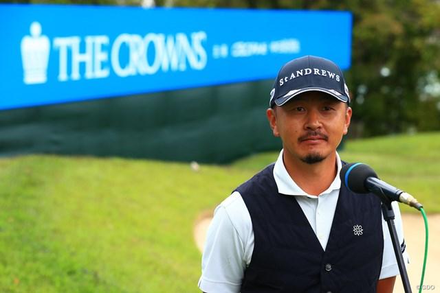 2021年 中日クラウンズ 4日目 岩田寛 岩田寛も松山英樹のマスターズ優勝を喜んだ