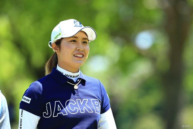 2021年 パナソニックオープンレディースゴルフトーナメント 3日目 大里桃子 大里桃子はプロ入り後初めてのプレーオフに惜敗も充実感をにじませた