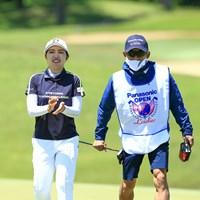 表情がどんどん大人っぽくなってきた古江ちゃん 2021年 パナソニックオープンレディースゴルフトーナメント 3日目 古江彩佳