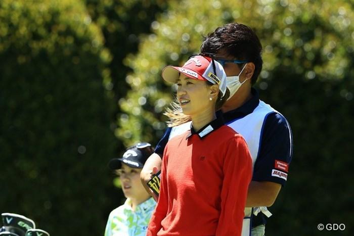 新たに1勝積み重ねた 2021年 パナソニックオープンレディースゴルフトーナメント  最終日 上田桃子