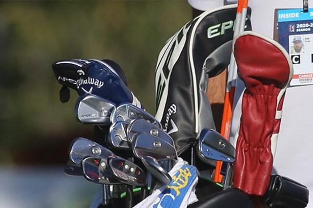 PGAツアーオリジナル アダム・ハドウィン アダム・ハドウィンのギア(提供:GolfWRX、PGATOUR)